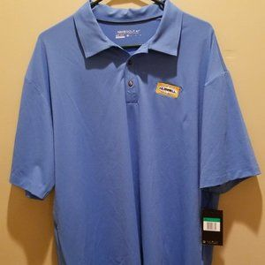 Nike Golf Dri Fit Hubbell - XL polo - NEW